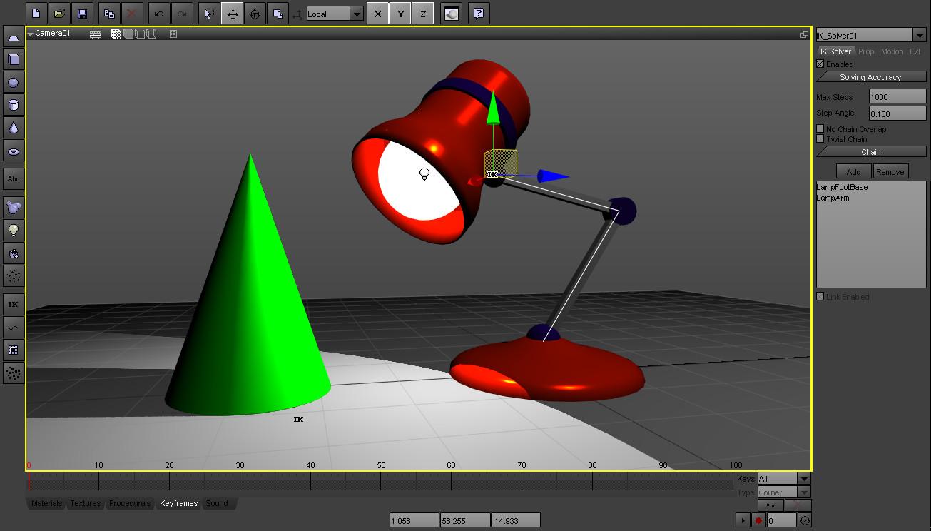 P i x i e 3D   Animation Software