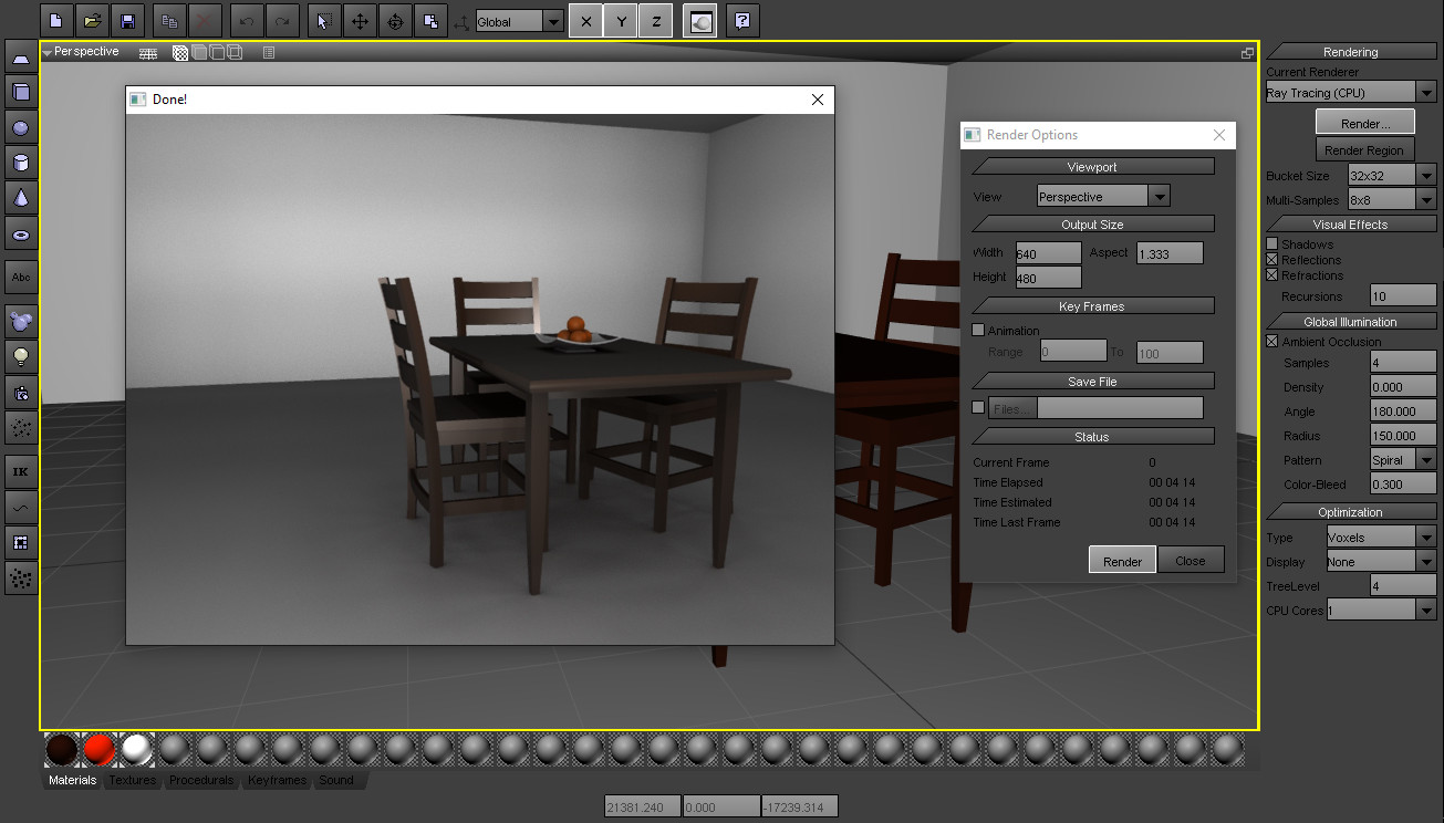 P i x i e 3d animation software for Home rendering software
